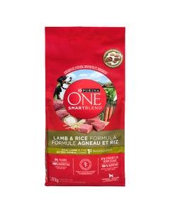 Purina ONE Smartblend Lamb & Rice Dog Food 1.81KG
