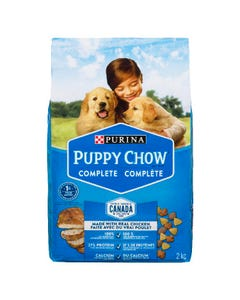Purina Puppy Chow 2KG