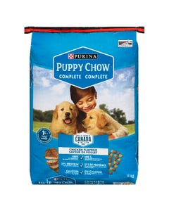 Purina Puppy Chow Complete Chicken Flavour 8KG