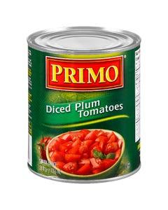 Primo Diced Plum Tomatoes 796ML