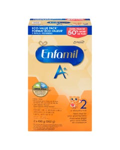 Enfamil A+ Stage 2 DHA Refill 942G