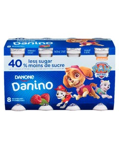 Danino Go Drinkables Raspberry 8X93ml