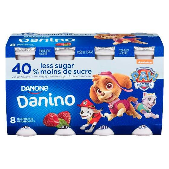 Danino Go Drinkables Raspberry 8X93ml