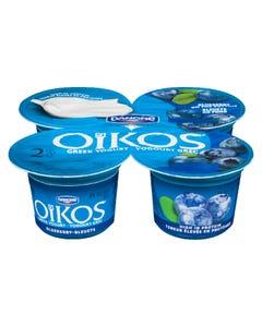 Danone Oikos Yogurt Blueberry 4x100G