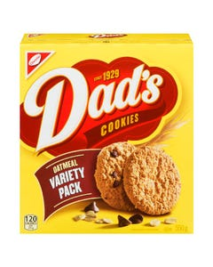 Dads Oatmeal Chocolate Chip Cookies 305g