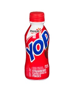 Yop Yogurt Drink Strawberry 200ml