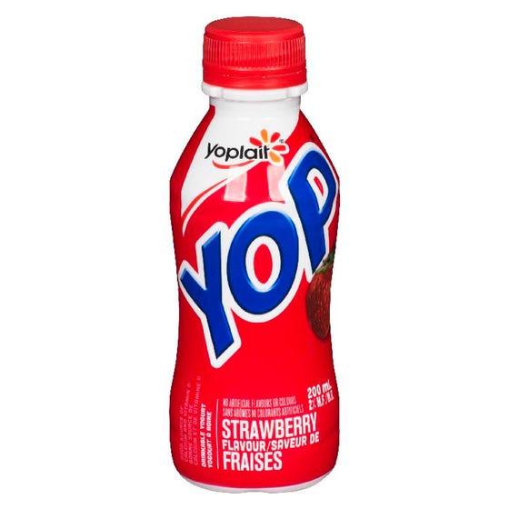 Yop Yogurt Drink Strawberry 200ml