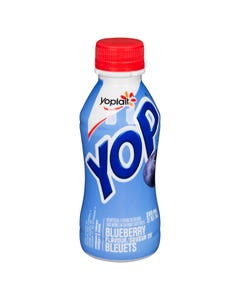 Yop Yogurt Drink Blueberry 200ml