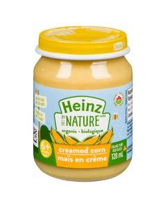 Heinz By Nature Creamed Corn 128ML