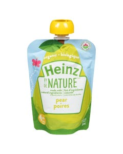 Heinz By Nature Pear 128ML