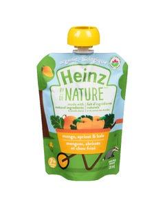 Heinz By Nature Mango, Apricot & Kale 128ML