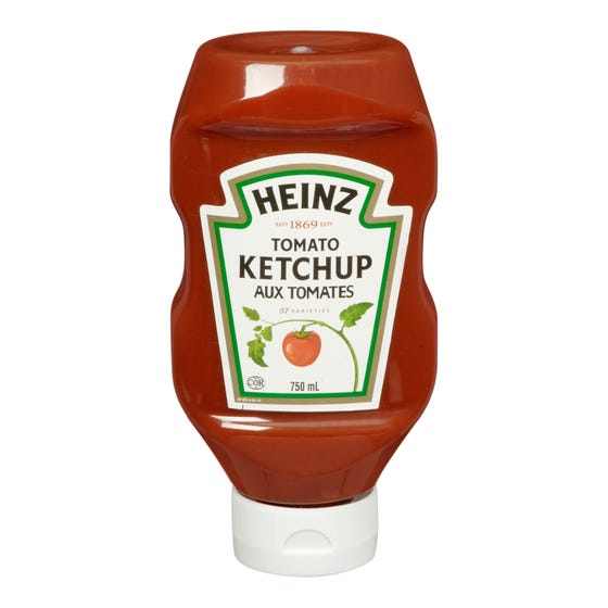 Heinz Tomato Ketchup 750ML