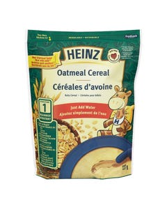 Heinz Oatmeal Cereal 227g