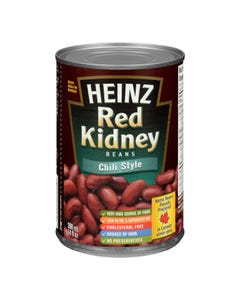 Heinz Red Kidney Beans Chili Style 398ML