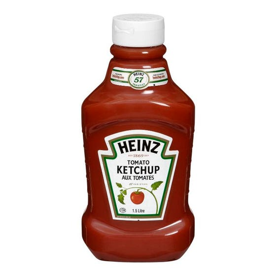 Heinz Tomato Ketchup 1.5l