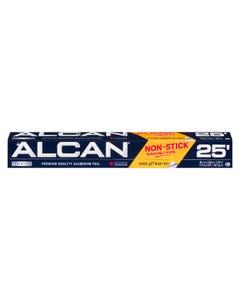 Alcan Non-Stick Baking Foil 12IN X 25FT