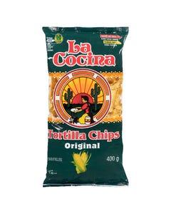 La Cocina Tortilla Chips Original 400G