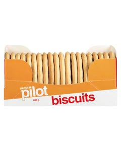 Purity Barge Pilot Biscuits 400g
