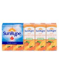 Sun Rype Pure Orange Juice 5x200ml