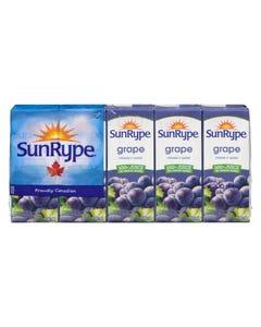 Sun Rype Grape Juice 5x200ml