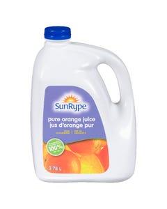 SunRype Pure Orange Juice 3.78L