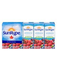 Sun Rype Wildberry Juice 5x200ml