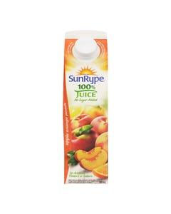Sun Rype 100% Juice Apple Orange Peach 900ML