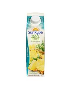 SunRype 100% Juice Pineapple 900ML