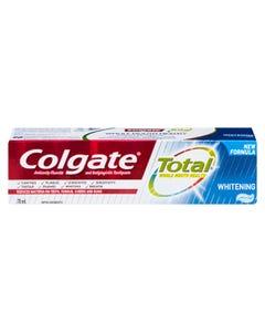 Colgate Total Whitening Toothpaste 70ML