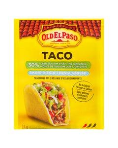 Old El Paso Taco Smart Fiesta Seasoning Mix 24G