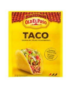 Old El Paso Taco Seasoning Mix 24g