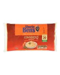 Uncle Ben's Converted Original Long Grain Rice 2KG