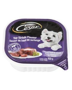 Cesar Top Sirloin Classic Loaf in Sauce Dog Food 100G