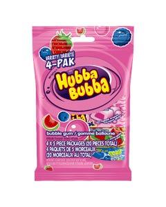 Hubba Bubba Bubble Gum Variety 4-Pak