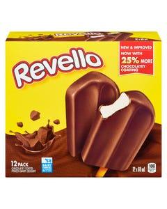 Revello Frozen Dessert Bars 12x60ML