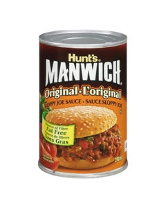 Hunt's Manwich Sloppy Joe Sauce 398ml
