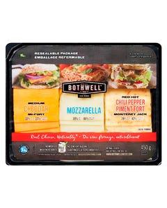 Bothwell Cheese Variety Pack 450G