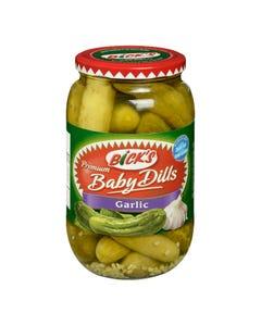 Bick's Baby Dills Garlic 1L