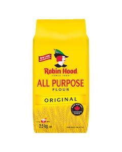 Robin Hood All Purpose Flour Original 2.5KG
