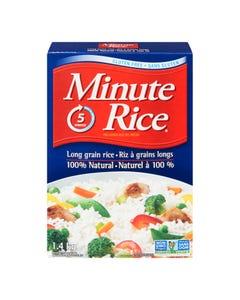 Minute Rice Long Grain 1.4KG