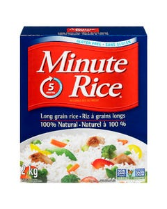 Minute Rice 2kg