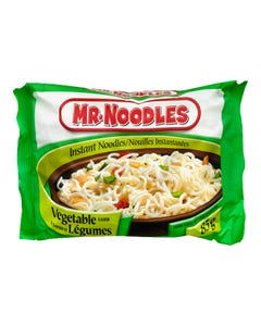 Mr. Noodles Instant Noodles Vegetable 85G