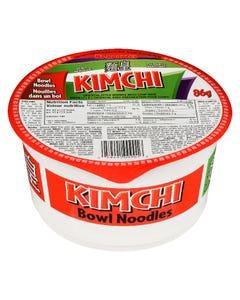 Mr. Noodles Kimchi Bowl 86G