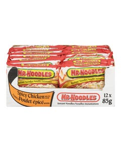 Mr Noodles Spicy Chicken 12x85g