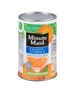 Minute Maid Frozen Concentrate Calcium + Vitamin D Orange Juice 295ML
