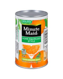 Minute Maid Home Squeezed Style Orange Juice Frozen Concentrate 295ML