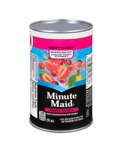 Minute Maid Frozen Berry Punch 295ml