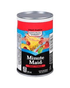 Minute Maid Frozen Fruit Punch 295ml