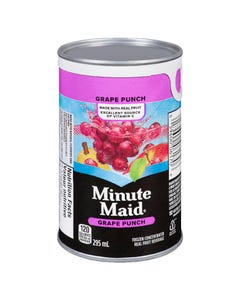 Minute Maid Frozen Grape Punch 295ml