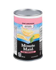 Minute Maid Pink Lemonade Frozen Concentrate 295ML